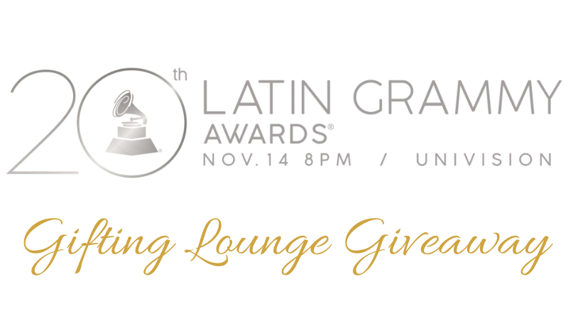 enter to win the glamour of the 20th latin grammy s latinheat entertainment win the glamour of the 20th latin